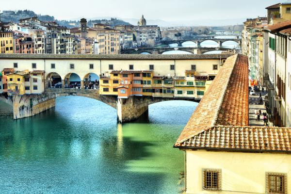 Vliegtickets Florence