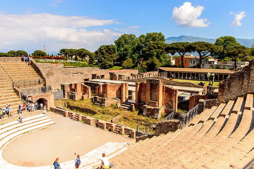 Ontdek de Romeinse bezienswaardigheden met een stedentrip ...